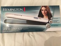 Remington shine therapy hair straightners
