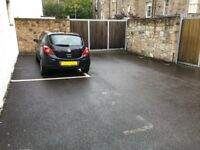 Parking space for rent Edinburgh West End - Melville Street Lane, EH3