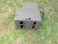 Land rover Artic heater