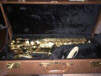 Alto Saxophone: Trevor James the horn classic 2