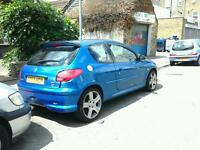 peugeot 206 180 gti would like to swap for a Subaru