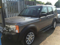 2007 57 plate Land rover Discovery Tdv6 Xs A diesel long mot april 2017 with tow bar