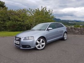 Audi A3 2.0T S-Line Special Edition