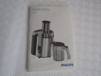 Philips Fruit Juicer HR1861