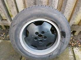 Vw Audi alloy wheels vw t4 5x112