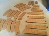 Thomas the Tank Engine wooden track