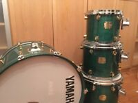 Yamaha Maple Custom Drumkit 1997 *ULTRA-RARE* Near-Mint!
