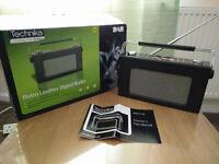 Technika Retro Leather DAB FM Radio £15