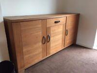 Wooden living room furniture 5 piece set for sale
