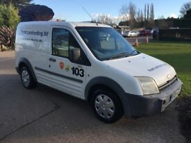 Ford Transit connect t200l 1.8td 2004 1 owner