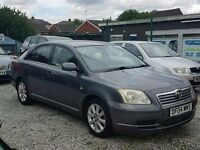 04 TOYOTA AVENSIS 2.0 D4D DIESEL- GOOD RUNNER - PX WELCOME