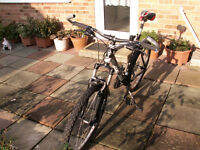 FORME STERNDALE 3.0 mountain/hybrid bike, medium frame