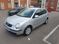 2003 VW POLO 1.2LTRS PETROL MANUAL 5 DRS H/BACK £698 NO OFFERS NO P/X CALL 07466761294 NO TEXT