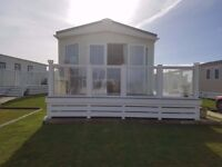 6 month old deluxe static caravan in beautiful Selsey