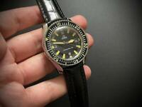 Omega seamaster 300 automatic cal 552 gents watch, 166.024 date