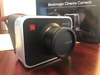 Black Magc Cinema Camera EF BMCC