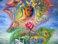 Spirituality. Love = Healing Power