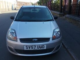 Low Mileage ((Ford Fiesta Petrol 1.2 FULL YEAR MOT Excellent Condition Throughout Ideal First Car...