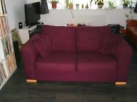 Mulberry Stylish Double Sofa Bed