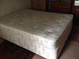 Good Condition Sleepeezee Double Bed - £80ono