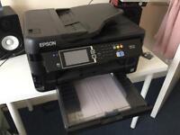 EPSON Wf7610 A3 printer/scanner/fax/copier