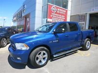 2010 Dodge Ram 1500 SPORT Crew Cab 4W LEATHER