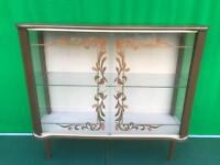 Retro display cabinet FREE DELIVERY PLYMOUTH AREA