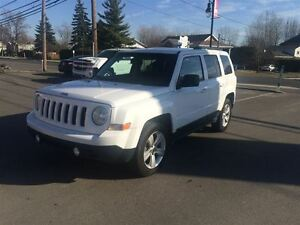 2013 Jeep Patriot SPORT NORTH ED AUT 6900$ 514-692-0093