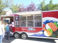 CONCESSION TRAILERS/TRUCKS - CUSTOMIZE YOURS TODAY