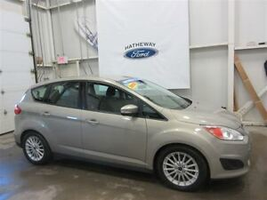 2015 Ford C-Max SE+ 4 WINTER TIRES
