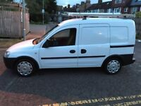 2006 Vauxhall Combo 1.3 CDTi 16v 2000 Panel Van 3dr Manual @07445775115