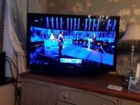 40 inch Toshiba LCD tv