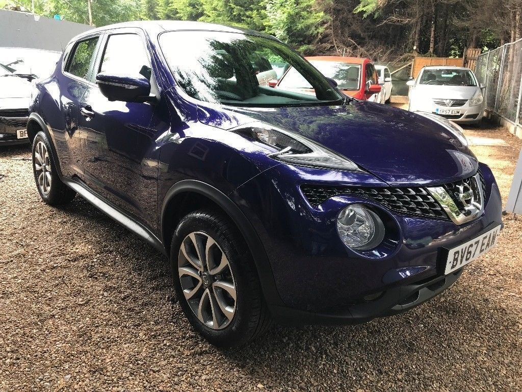 Nissan Juke 16 Tekna Xtronic Cvt 5dr11490 P X Welcome Free 1 Year Fuel Filter Location