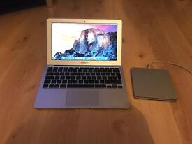 """11"""" MacBook Air with extras"""