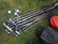 ⛳️ Golf clubs, bags & trollies ⛳️