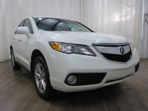 2014 Acura RDX Tech Package Bluetooth Navigation Pushbutton Star