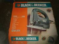 Black and decker electric jigsaws