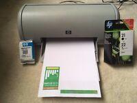 Printer HP Deskjet 3920 - color - ink-jet Series with Cartridges