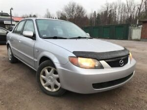 2003 Mazda Protege LOW KMS Super Clean Power Group