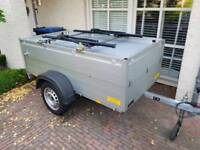 SOLD Anssems GT750 Trailer with Lid