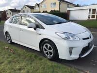 Toyota Prius 2014 UK Model genuine mileage long MOT