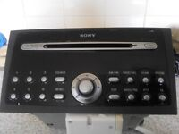 Ford Mondeo cd player 6 discs