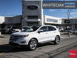 2016 Ford Edge SEL AWD, FORD CERTIFIED, EXT WARR, LOW RATES