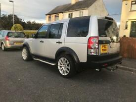 Landrover discovery 3 2.7 TDV6 AUTOMATIC