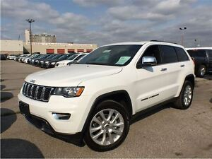 2017 Jeep Grand Cherokee Limited**DEMO** 0% FIN OR LEASE AVAILAB