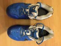 Victor SH8600 ACE badminton shoes EUR 38 240mm blue color, rarely used