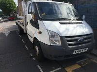 2008 ford transit 2.4 diesel recovery tow truck for sale