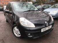 2008 plate -renault clio 1.5 diesel - one year mot - £30 per year road tax - Cambelt done