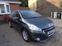 13 plate Peugeot 208 1.0l petrol only 21000mls. very good condition mot Sept 2018 (no advisories)
