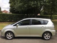 2005 Toyota Corolla Verso T3 Full Service History Cruise Control Air Con 2keys Alloys 7Seater